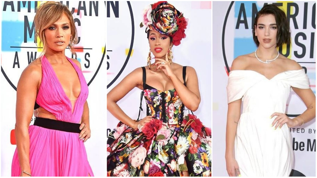 075632d6be American Music Awards 2018  Οι εμφανίσεις στο κόκκινο χαλί