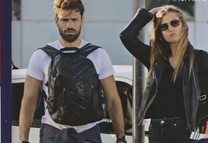Κωνσταντίνος Αργυρός: Ταξίδι με τη σύντροφό του (φωτογραφίες) -  YourTipster.gr